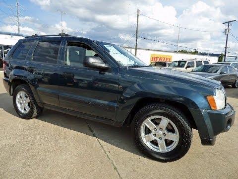 2005 Jeep Grand Cherokee Laredo - SOLD!
