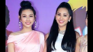 Món quà của Nguyễn Thúc Thùy Tiên tại Miss International tặng các người đẹp Hoa hậu quốc tế 2018