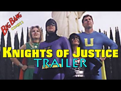 Knights of Justice (2000) Trailer