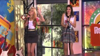 """Seriál Violetta na Disney Channel - Violetta a Ludmila zpívají """"Te creo"""" (Epizoda 51)"""