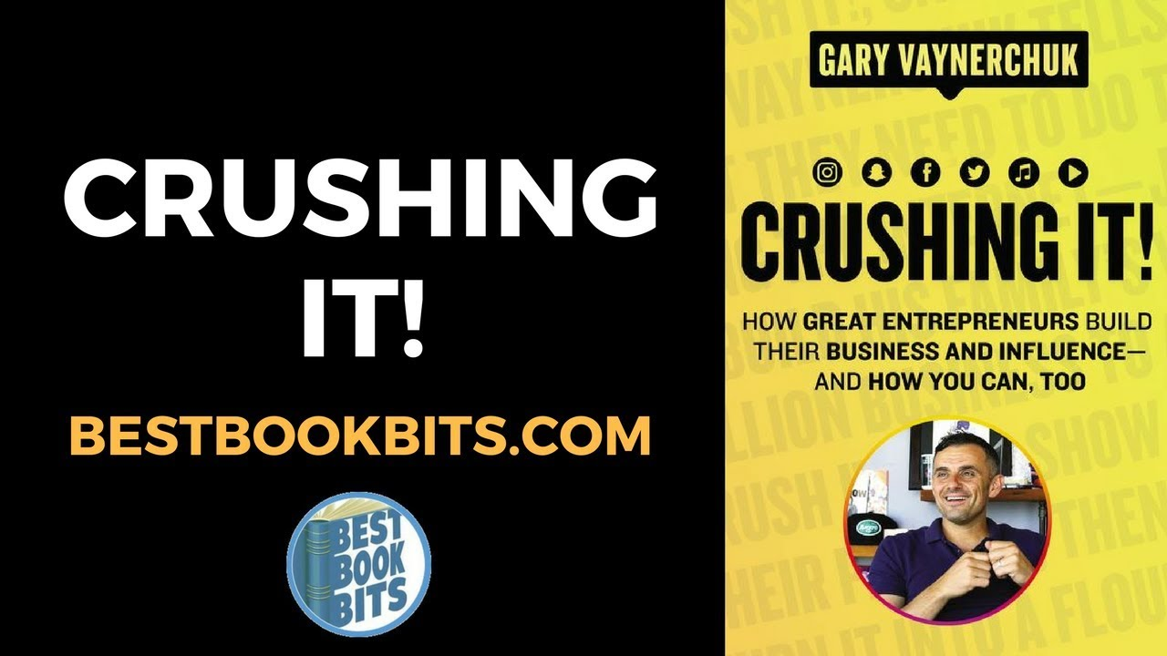 Crushing It Book