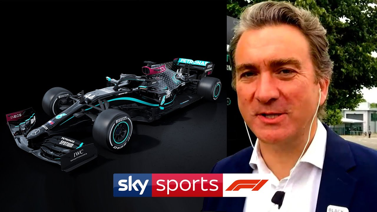 Mercedes announce they will race in new black livery for 2020 F1 season! | The F1 Show