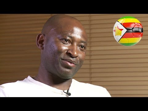 Peter Ndlovu - catching up with Africa's first black Premier League footballer  - BBC Africa