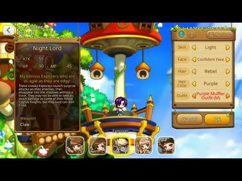 GAME MMO FAVORIT SUHUGAME ADA 5 JOB - Maplestory M Indonesia