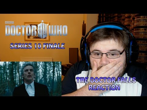 Doctor Who - Se10 Ep12 - The Doctor Falls - Reaction (FINALE