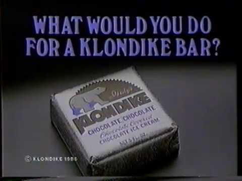 1986 Klondike Bar