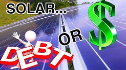 Can Investing In Solar Beat The Stock Market?? Results Will Surprise You! FarmCraft101 solar pt4
