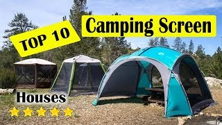 10 Best Camping Screen Houses …