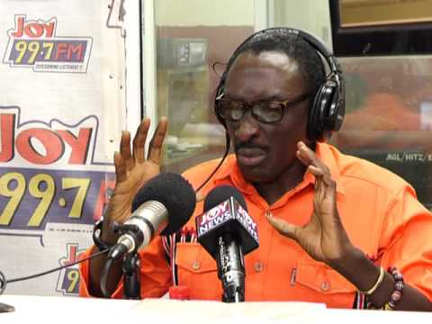 KSM talks about Ghana Theatre Industry