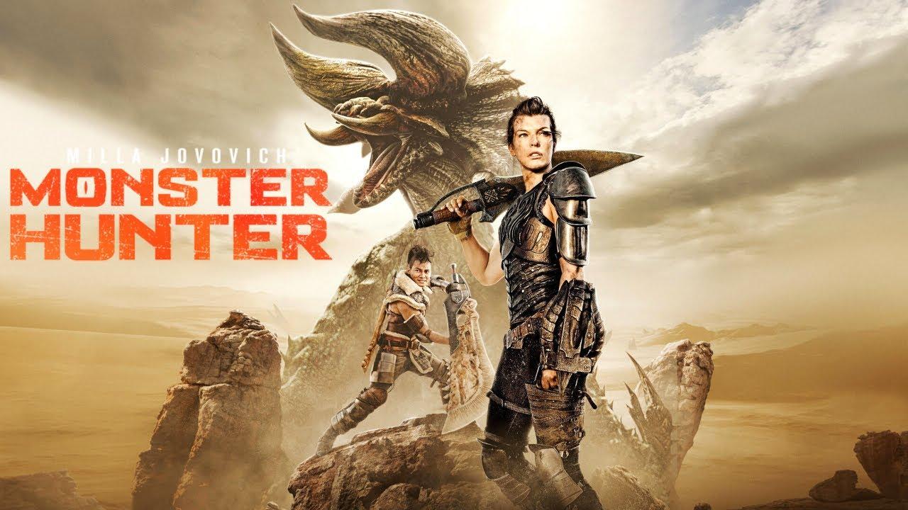 Download Monster Hunter (2020) Explained In Hindi   Pratiksha Nagar