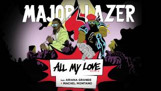 "Major Lazer - ""All My Love Remix"" 