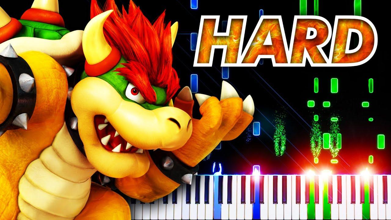 Final Destination (from Super Smash Bros. Brawl) - Piano Tutorial