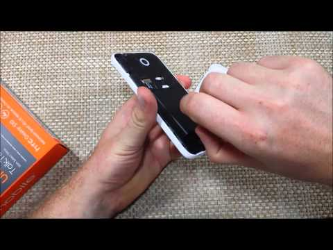 HTC Desire 510 how to remove, repalce & install battery, back cover, sim card and sd memory card