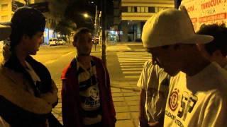 Maomé e Papatinho em Porto Alegre