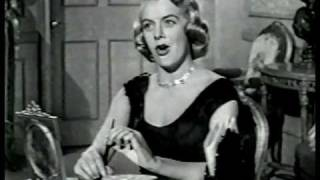 "Rosemary Clooney sings ""You Came A Long Way From St. Louis"""