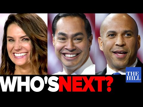 Krystal Ball: Which neoliberal will drop out next?