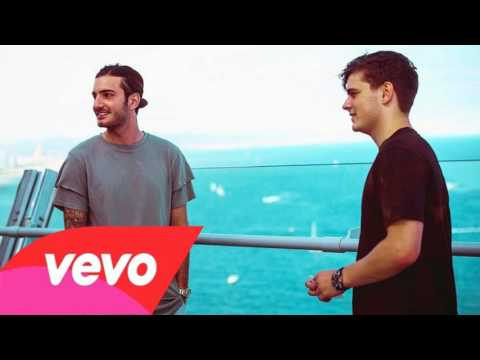 Alesso, Martin Garrix & Sean Paul -  Never Let Me Go NEW SONG 2017