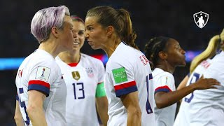 USWNT - Fights & Angry Moments PART 2...