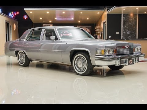 1979 Cadillac DeVille For Sale