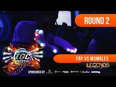 [IGC 2014] Fry vs Mumbles - Round 2 - LEGENDS [EmazingLights.com]