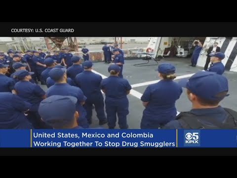 US, Mexico Launch Major Maritime Drug Smuggling Crackdown