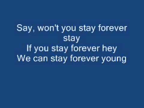Download Avril Lavigne - Here's To Never Growing Up Clean with onscreen lyrics]