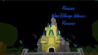 Roblox Walt Disney World Resort Teaser