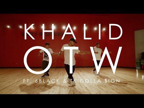 Khalid Ft. 6black & Ty Dolla $ign - OTW | @mikeperezmedia @mdperez88 Choreography