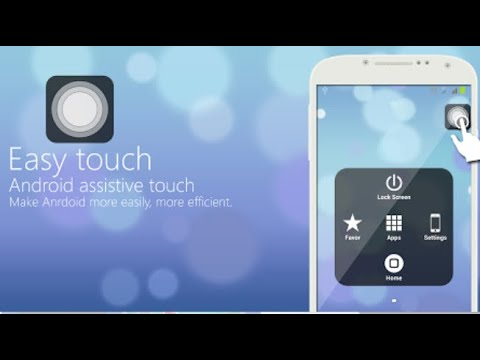 Assistive Touch For Android Mobile [2019]