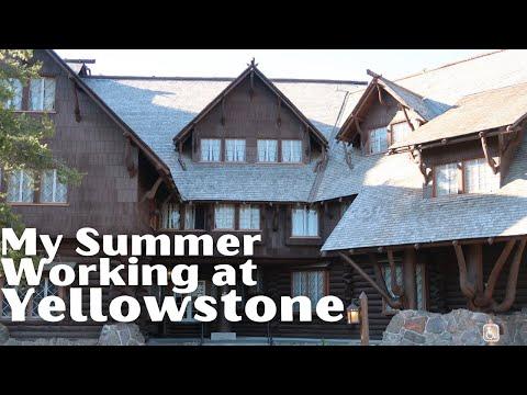 My Seasonal Work Story | Yellowstone National Park