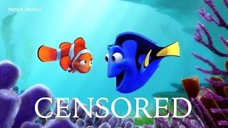 Repeat youtube video FINDING DORY | Unnecessary Censorship | @ninjapanda