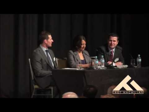 2012 AFA Conference, Perth | Troy Macmillan on Q and A