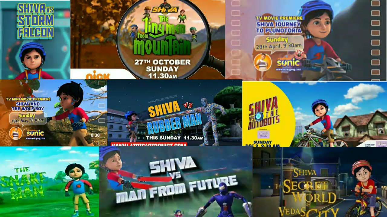 Download SHIVA ALL MOVIE LIST IN HINDI