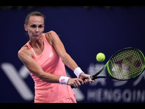 2017 WTA October Shot of the Month | Magdalena Rybarikova