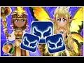 SUMMONERS WAR: GAIA's Triple Immunity Gany/Hathor Counter RTA Team