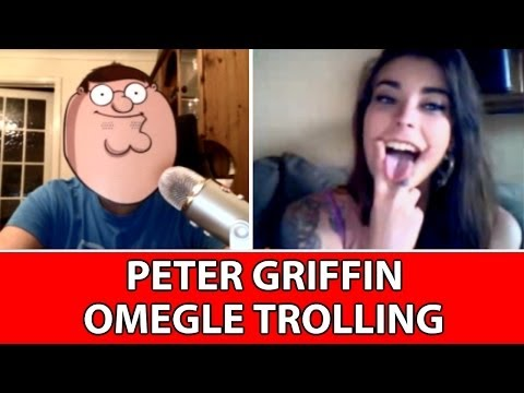 PETER GRIFFIN OMEGLE TROLLING #2