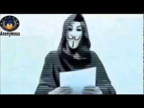 Anonymous declara Guerra contra terroristas - Enter X Blog