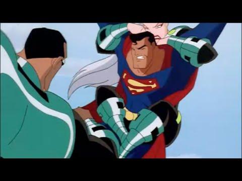 Superman vs Jax-Ur & Mala