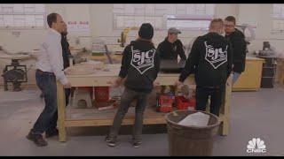 The Profit Season 3 Sneak Peek:  SJC Drums Premiere Episode