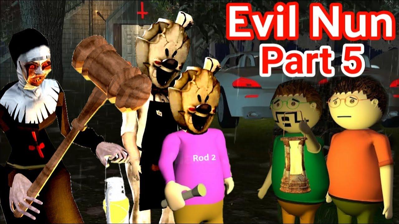 Evil Nun Horror Story Part 5 | Apk Android Game | Horror Movies 2020 | Make Joke Horror