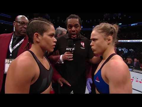 Аманда Нунес – Ронда Роузи / Amanda Nunes vs. Ronda Rousey