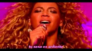 beyoncé - Sex on fire traducida