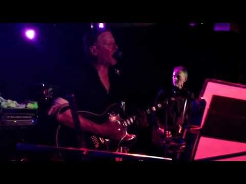 Swan's Michael Gira glares at me and shakes his head.