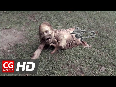 "CGI VFX Breakdown HD: ""The Walking Dead VFX Breakdown"" by Stargate Studios"