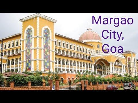 Ride to Margao City, Goa, India