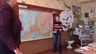Наш урок української літератури 6-А Новобузька ЗОШ №1