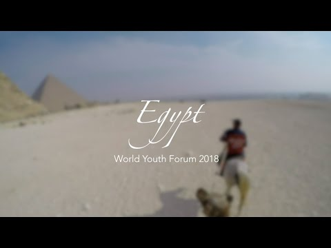 GoPro: Habibi | World Youth Forum Egypt 18
