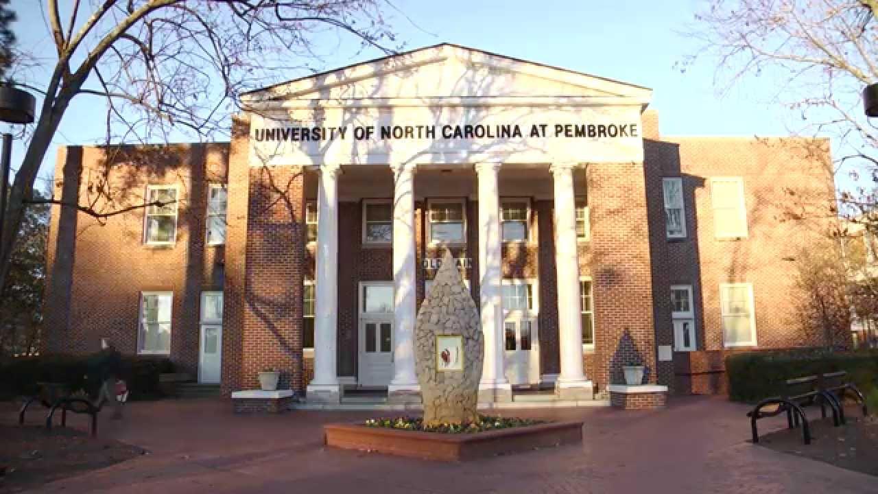 Unc Pembroke Campus Map.Uncp Hail To Uncp Alma Mater Unc Pembroke Youtube