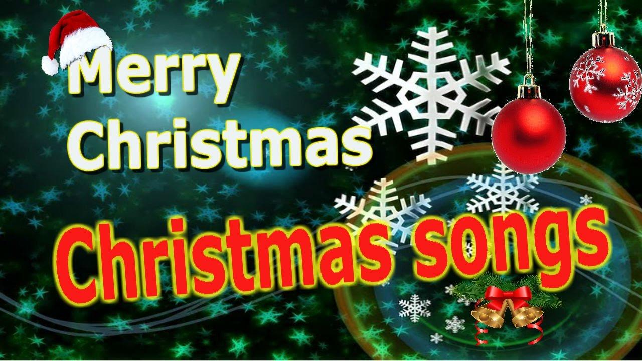 Letra y musica de canciones de navidad en ingles
