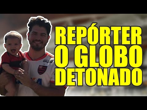 BOTAFOGO DESMASCARA FAKE NEWS DO O GLOBO E REPÓRTER É EXPOSTO.